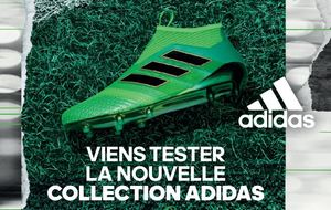 nouvelle gamme adidas