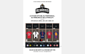 Stage Mini-Academy