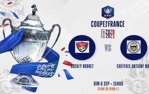 2eme Tour de la Coupe de France et 1er tour Gambardella